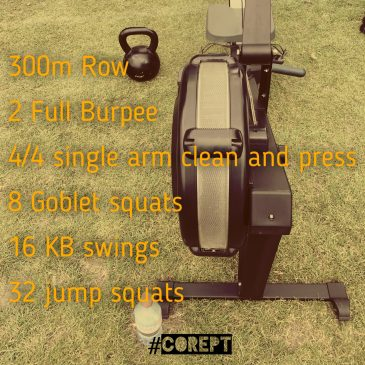 Try this workout: