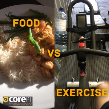 Is weight loss as simple as food vs exercise?