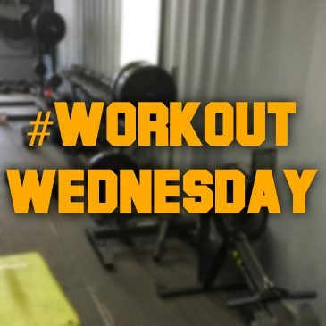 #WorkoutWednesday